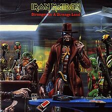 Iron Maiden - Stranger in a Strange Land [New Vinyl] Ltd Ed