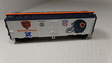 MANTUA HO SCALE 1991 Chicago Bears, NFL SUPER BOWL BOX CAR