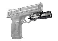 CREE LED Flashlight/Red Laser/Sight For Pistol Gun Glock 17 19 20 21 22 23 30 31
