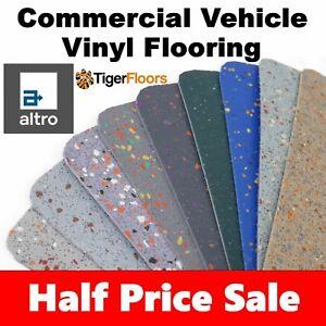 Altro Polysafe Anti Slip Safety Floor Bathroom / Kitchen / Van Flooring VW T5 T6