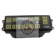 R140LC-7 R250LC-7 Air Conditioner Controller 11N6-90031 for Hyundai Excavator