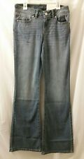 New Size 2 LC Lauren Conrad Slim Patch Pocket Flare Jeans Women's