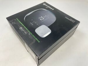 Ecobee 4 Wi-Fi Smart Thermostat with Room Sensor for Parts Only