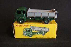 "Dinky toys Benne Basculante Simca ""Cargo"" #578 in original box (J&KvW) #1"