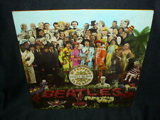 LP: The Beatles - Sgt. Peppers Lonely Hearts Club - incl. secret message