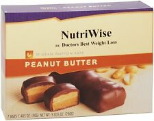 NutriWise - Peanut Butter Diet High Protein Bars