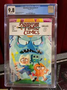 Adventure Time Comics #1 CGC 9.8 (2016)