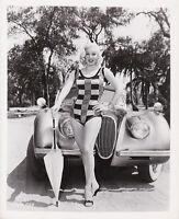 Mamie van Doren Original Vintage circa 1955