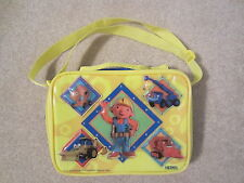 NEW Bob the Builder and Friends Scoop Muck Lofty Dizzy Soft Lunch Bag Box Tote