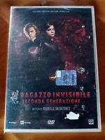 Il Ragazzo Invisibile - Seconda Generazione - DVD editoriale, nuovo sigillato