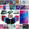 "For Amazon Kindle Fire 7 9th Gen 2019 7"" Universal Tablet PU Leather Case Cover"
