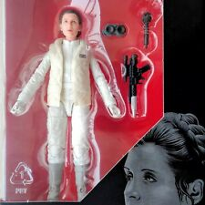 PRINCESS LEIA ORGANA (HOTH) Star Wars The Black Series 6 Inch Figure - In Stock