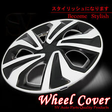 "Honda Civic 14"" (R14) Silver Bkac 10 Trim Wheel Cover Steel Rim Hubcap 4pcs"