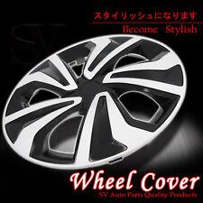 """Honda Civic 14"""" (R14) Silver Bkac 10 Trim Wheel Cover Steel Rim Hubcap 4pcs"""