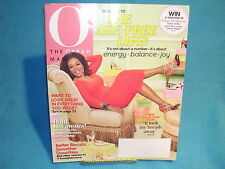 The Oprah Magazine September 2016 The Age Free Life, Holy Harmones, Book Club