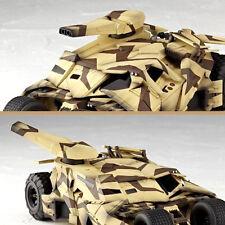 Kaiyodo Batman Sci-Fi Revoltech Dark Knight Batmobile Tumbler Cannon Series #47