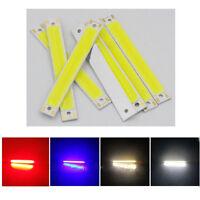 3W Red/Blue COB Chip DC 3V LED Panel Light Strip Lamp