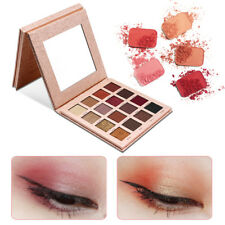 IMAGIC Pressed Glitter Eyeshadow Palette 16 Colors Palette Glow Make-Up Kit Set