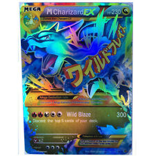 18X Pokemon TCG MEGA Poke Cards EX Charizard Venusaur Blastoise Collection