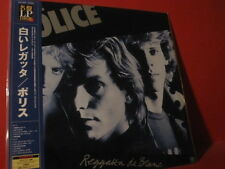 "THE POLICE "" REGGATTA DE BLANC "" (200GRAM ANALOGUE JAPANPRESSING/NEW=UNPLAYED)"