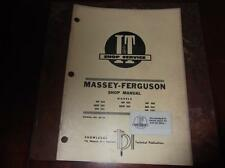 MASSEY-FERGUSON MF 303 404 406 1001 MHF 303 404 MH 333 444 SERVICE MANUAL