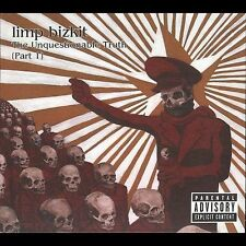 The Unquestionable Truth Part 1 CD New PA Digipak by Limp Bizkit  2005 Gef