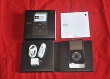 Apple iPod Classic Video 5th Gen 30GB/60GB/80GB Black/White Player - Sealed