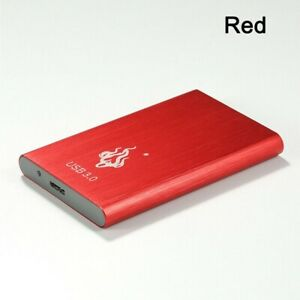 """2.5"""" 1TB External Hard Disk Drive USB 3.0 HDD Storage Devices For PC Laptop"""