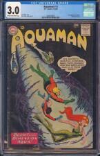 Aquaman #11 cgc 3.0 1st Appearance of Mera