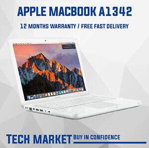"APPLE MACBOOK A1342,13.3"", H SIERRA, 8GB RAM, 1TB HARD DRIVE, WEBCAM, HDMI"
