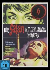 DVD DER SATAN MIT DEN LANGEN WIMPERN - HAMMER EDITION NO. 10 (Hammer-Film) * NEU
