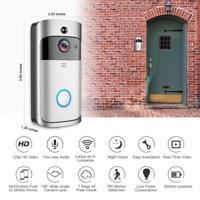 Wireless WiFi Visible Door Camera Doorbell Alarm Intercom Remote Home Security