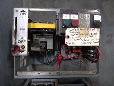 Square D 25 Hp Motor Starter Assembly Size 2 Starter 4467629 I001 W Onoff