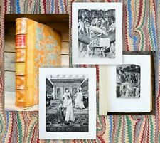1900 Jean Fouquet Chantilly Notices des peintures 40 Plates Gruyer