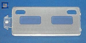 07-14 Chevy Silverado Suburban Clear Overhead Dome Light Cover Lens NEW GM 945