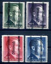 ÖSTERREICH 1945 693-696 ** mit 696I 710€+(Z0947
