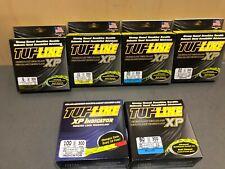 TUF LINE XP SUPERBRAID FISHING LINE 6lb 10lb 20lb 80lb 100lb 300 Yards You Pick