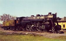 OLD NUMBER 470, LAST STEAM LOCOMOTIVE TO RUN ON THE MAINE CENTRAL RAILROAD
