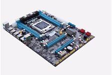 HUANAN Intel X79 motherboard X79 LGA 2011 motherboard ATX mainboard revision 2.4