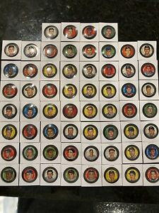 1956 Topps Baseball Pins Buttons Complete Set