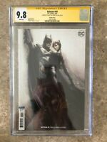 "2018 Batman #49 Signed by Stanley ""Artgerm"" Lau 9.8 CGC"