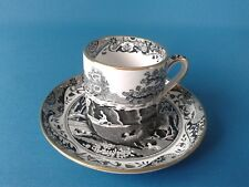 Spode Gold Trim Cup and Saucer C1816