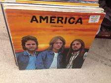 AMERICA Homecoming vinyl Double Gatefold LP GERMAN Pressing 1972 Warner Bros