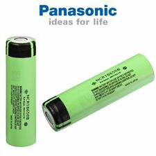 Accu 18650 Panasonic pile batterie rechargeable NCR18650B 3400mAh 3.7V Li-Ion