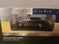 VANGUARD LCC27 - CHROME - COLLECTORS CLUB EXCLUSIVE ISSUE - TRIUMPH HERALD CONVT
