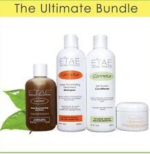 ETAE E'TAE Carmelux Shampoo & Conditioner, Carmel Treatment & Butter Shine Set