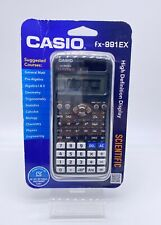 Casio FX-991 EX Scientific Calculator FX 991 EX ClassWiz 552 Function Spreadshee