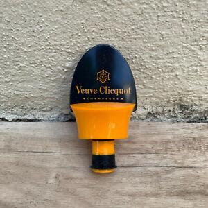 Veuve Clicquot Champagne Fizz Savers Bottle Stopper Bouchons Brand New 1606211