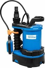 GÜDE Kombitauchpumpe GS 750 3in1 Schmutzwasserpumpe  Flachsaugpumpe