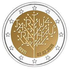 """ESTLAND: SPECIALE 2 EURO 2020: """"TARTU"""""""
